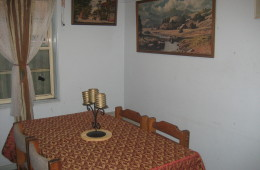 Dining Room after decluttering