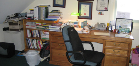 Office (Before photo)