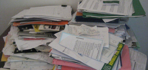 How to go from Overwhelm to Order with Paperwork